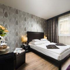 Boutique Hotel Budapest 4* Стандартный номер с различными типами кроватей