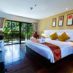 Отель Novotel Phuket Surin Beach Resort 4* Номер Делюкс с различными типами кроватей фото 2