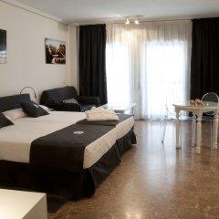 Отель Aparthotel Quo Eraso 3* Стандартный номер