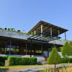 Отель The Touch Green Naiyang вестибюль
