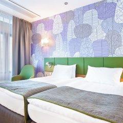 Отель Holiday Inn Helsinki City Centre 4* Стандартный номер с 2 отдельными кроватями