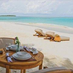 Отель Ayada Maldives пляж фото 2
