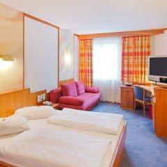 Отель Vienna Sporthotel Номер Комфорт с различными типами кроватей