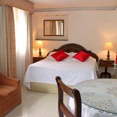 Hotel Plaza Versalles 3* Стандартный номер с двуспальной кроватью