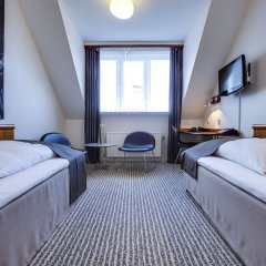 Best Western Plus Hotel City Copenhagen 4* Стандартный номер с различными типами кроватей