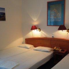 Miramare Hotel Стандартный номер с различными типами кроватей (общая ванная комната)