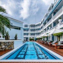 Andaman Seaview Hotel открытый бассейн фото 2