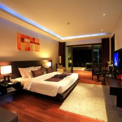 Отель Wyndham Sea Pearl Resort Phuket 4* Улучшенный номер с различными типами кроватей фото 6