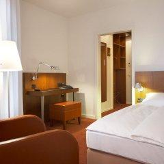 Hotel Hafen Hamburg 4* Стандартный номер двуспальная кровать