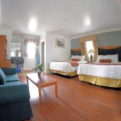 Отель Sunset Motel 2* Номер Делюкс с 2 отдельными кроватями