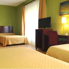 Отель Carlos V Стандартный номер с различными типами кроватей