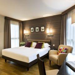 Отель Citadines Republique Paris 3* Студия с различными типами кроватей