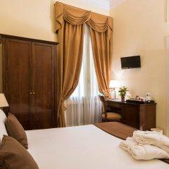 Отель I Giardini Del Quirinale Стандартный номер с двуспальной кроватью