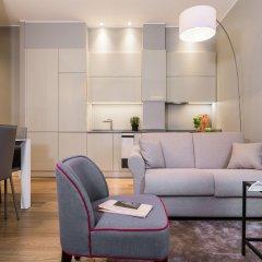 Апартаменты Hintown Apartments Montenapoleone Милан гостиная фото 3