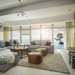 Отель Apartamenty Sky Tower комната для гостей