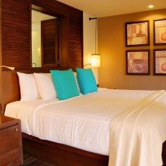 Отель Twin Lotus Koh Lanta 4* Улучшенный номер с различными типами кроватей фото 2
