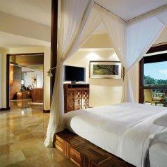 Отель Grand Hyatt Bali 5* Представительский люкс с двуспальной кроватью