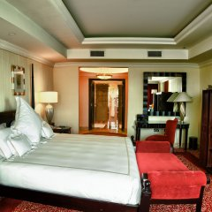 Отель Beach Rotana 5* Президентский люкс с различными типами кроватей