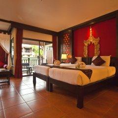 Отель Kata Palm Resort & Spa 4* Номер Делюкс с различными типами кроватей