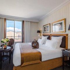 Hotel Barriere Le Majestic 5* Улучшенный номер с двуспальной кроватью фото 3