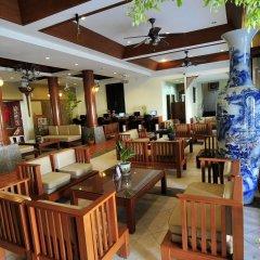 Отель La Vintage Resort экстерьер