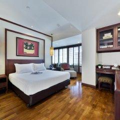 Отель Centre Point Sukhumvit Thong-Lo 4* Люкс Премиум с различными типами кроватей