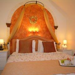 Отель Aeolos Studios and Suites Студия с различными типами кроватей