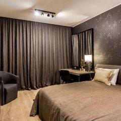 Отель Osobnyak 3* Апартаменты с различными типами кроватей