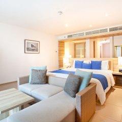 Отель Holiday Inn Resort Phuket Mai Khao Beach 4* Люкс разные типы кроватей фото 3
