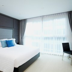 Centra by Centara Avenue Hotel Pattaya 4* Номер Делюкс с различными типами кроватей