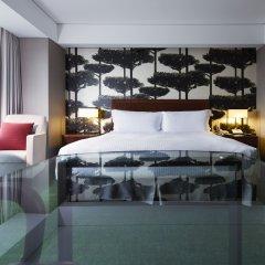 Отель InterContinental Seoul COEX 5* Стандартный номер с разными типами кроватей