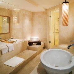Отель Grand Hyatt Bali 5* Представительский люкс с двуспальной кроватью фото 2