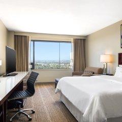 Отель The Westin Los Angeles Airport 4* Представительский номер с различными типами кроватей