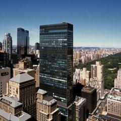 Отель The London NYC Нью-Йорк вид на город