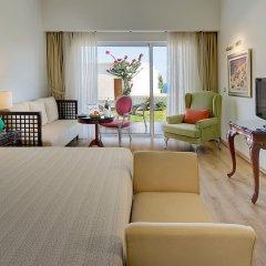 Отель Atrium Prestige Thalasso Spa Resort & Villas 5* Номер Делюкс с различными типами кроватей