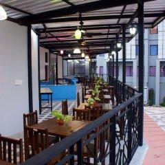 Отель Dinar Lodge место для завтрака