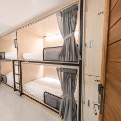 Naratel Hostel Bangkok Кровать в женском общем номере