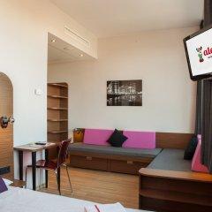 aletto Hotel Kudamm 3* Номер Комфорт с различными типами кроватей фото 4