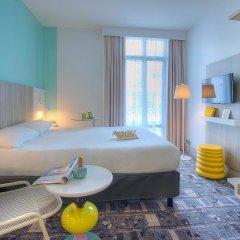 Отель Ibis Styles Nice Centre Gare Ницца комната для гостей
