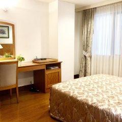 Апартаменты Garden View Court Serviced Apartments Улучшенные апартаменты с различными типами кроватей
