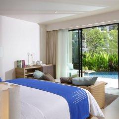 Отель Holiday Inn Resort Phuket Mai Khao Beach 4* Стандартный номер разные типы кроватей