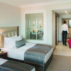 Movenpick Hotel Izmir 5* Представительский номер с различными типами кроватей