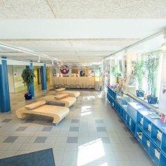 Отель Eurohostel - Helsinki вестибюль