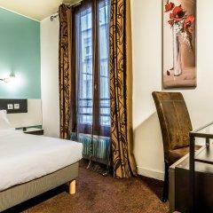 Отель Hôtel du Maine 2* Стандартный номер с различными типами кроватей фото 10