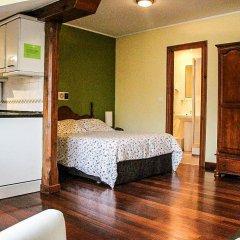 Hotel Cantábrico de Llanes 2* Студия с различными типами кроватей