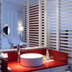 Hotel Porta Fira Sup раковина ванной комнаты