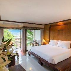 Отель Chanalai Flora Resort, Kata Beach 4* Номер Премиум разные типы кроватей фото 3