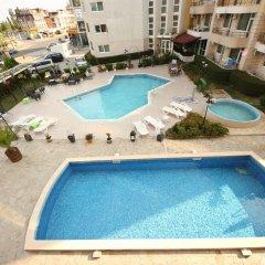 Апартаменты Menada Sea Regal Apartments открытый бассейн фото 2