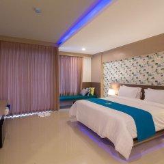 The Phu Beach Hotel 3* Номер Делюкс с различными типами кроватей