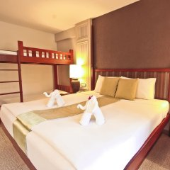 Отель Phuket Orchid Resort and Spa 4* Стандартный номер с разными типами кроватей фото 8